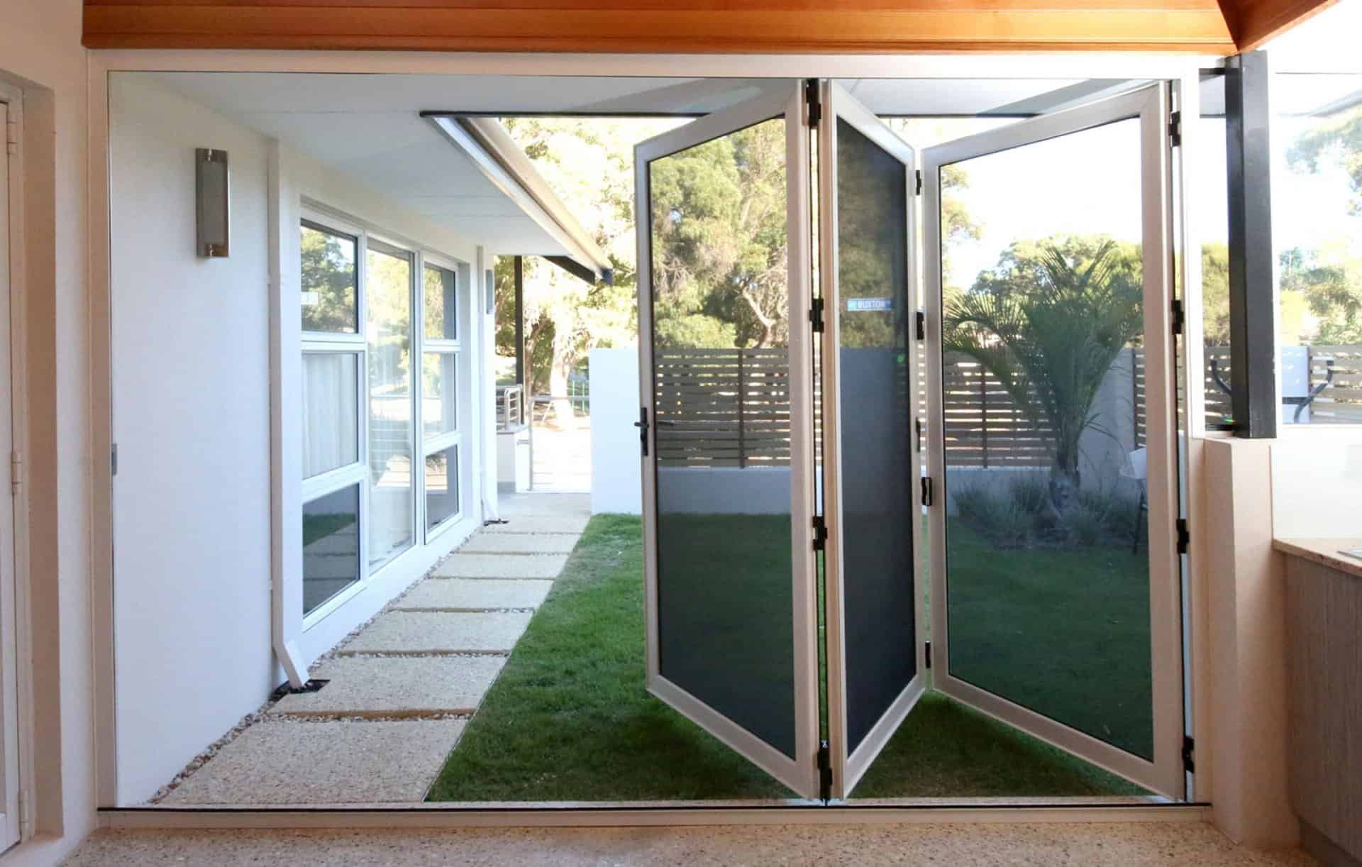 Stanbond SA - Blinds Adelaide - Image of security doors sliding doors
