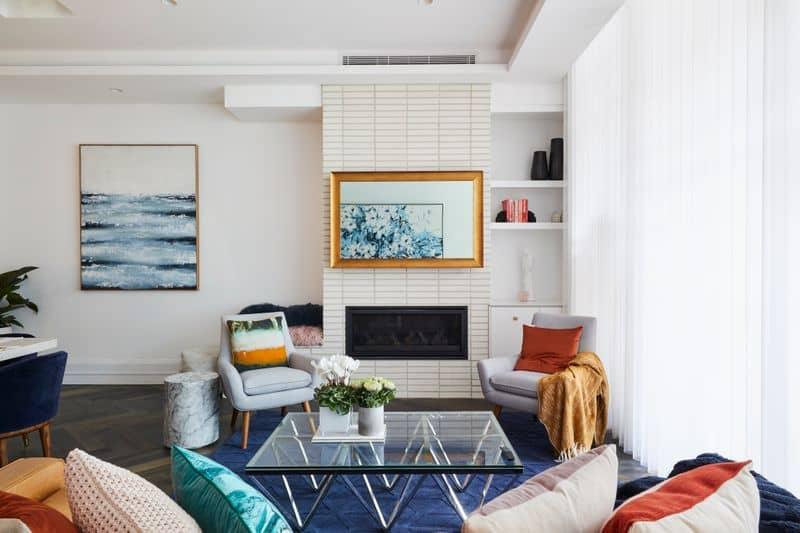 Stanbond SA - Blinds Adelaide - Modern living room image